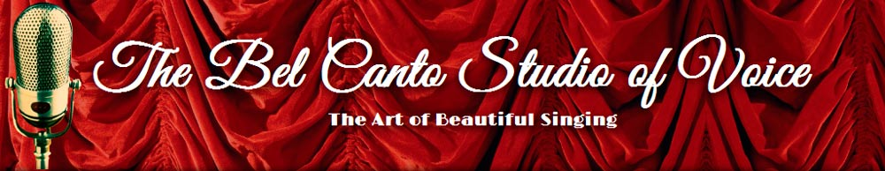 Bel Canto Studio of Voice, Grand Forks, ND